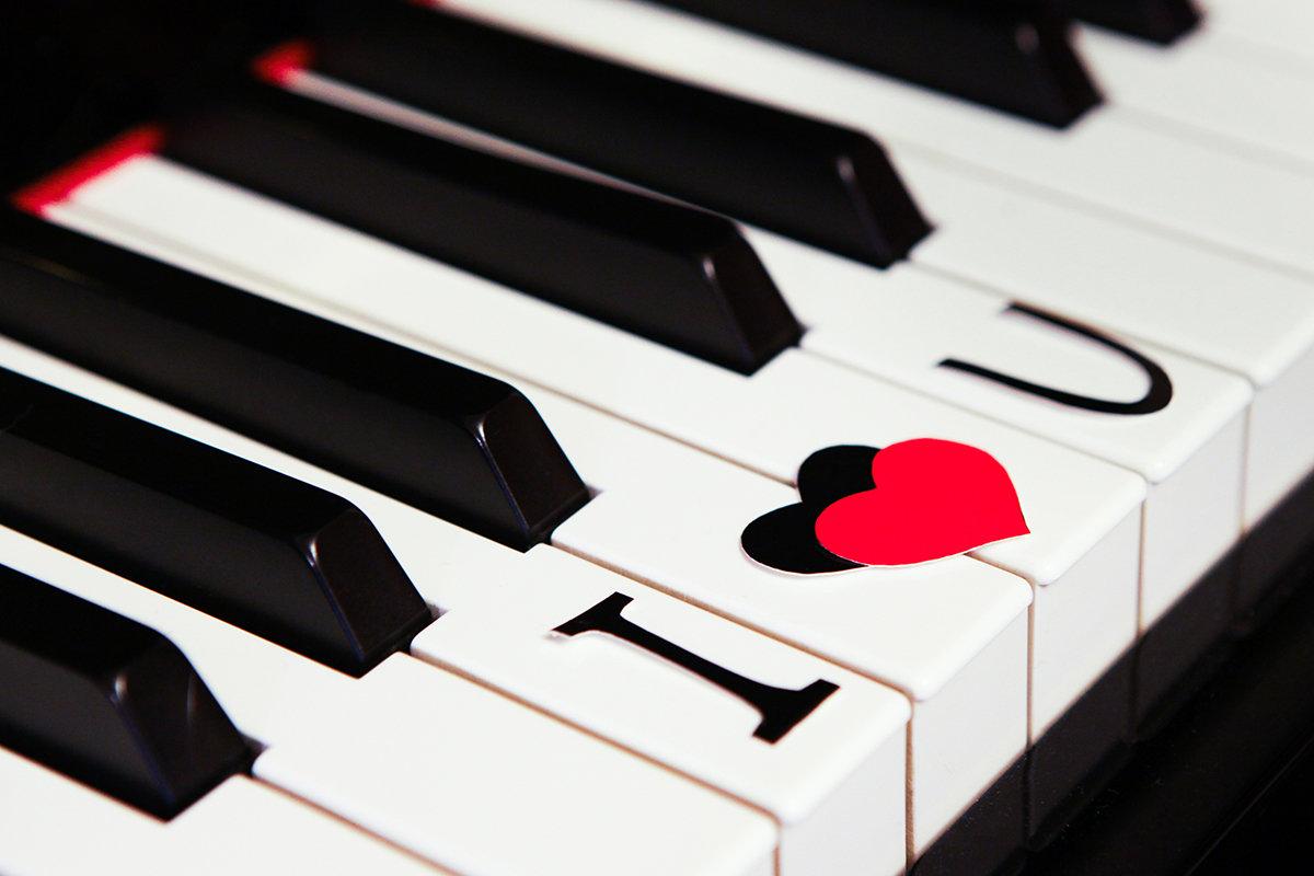 Картинки музыка клавиши