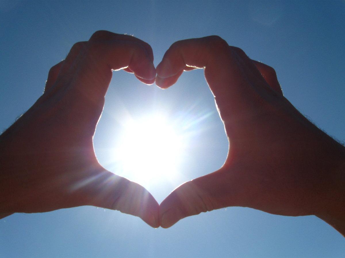 фото сердечек из рук зачем нужны