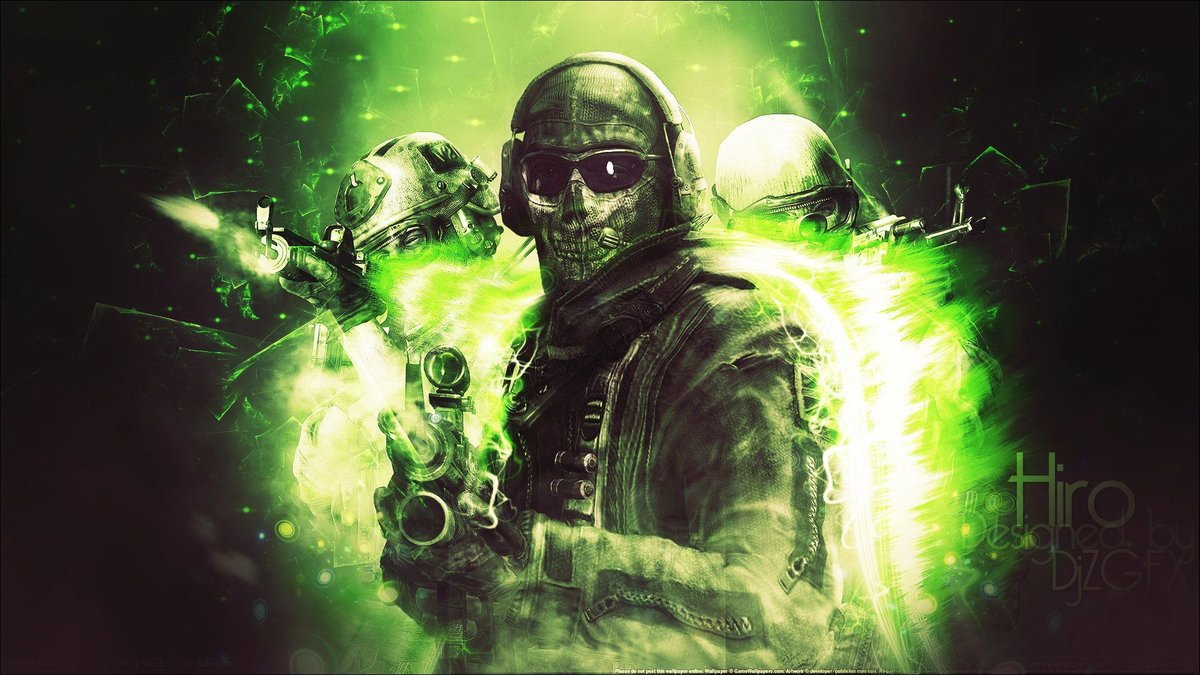 Call Of Duty Ghosts Wallpaper Collection For Free Download Card