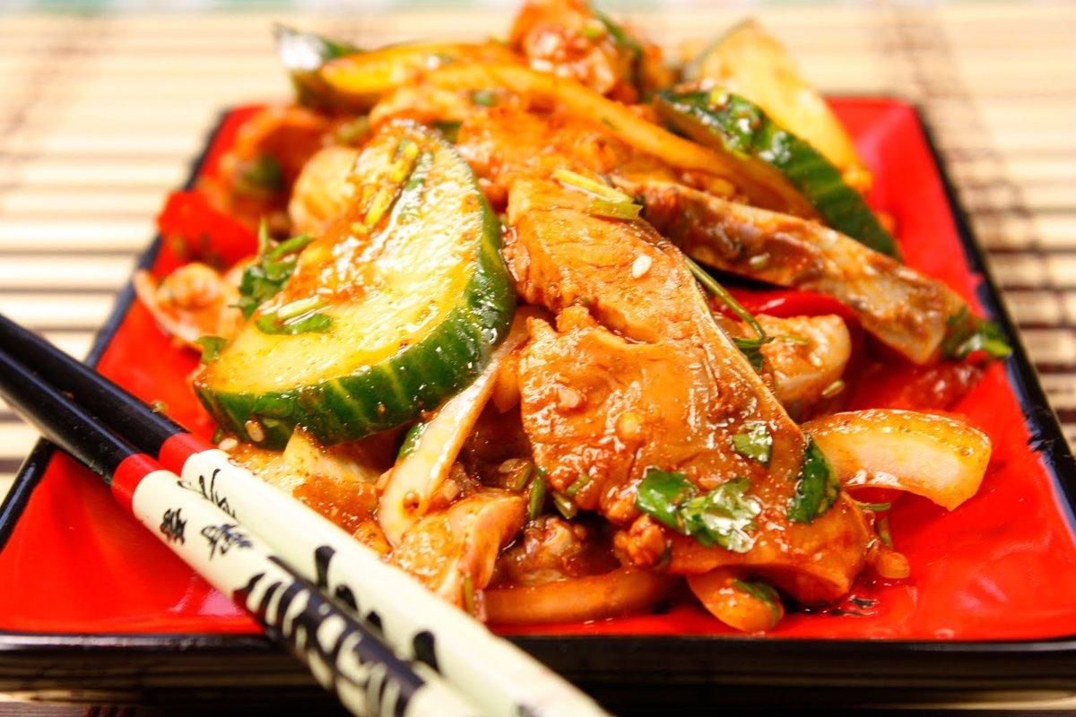 словами это корейские рецепты с фото в домашних условиях моя земная