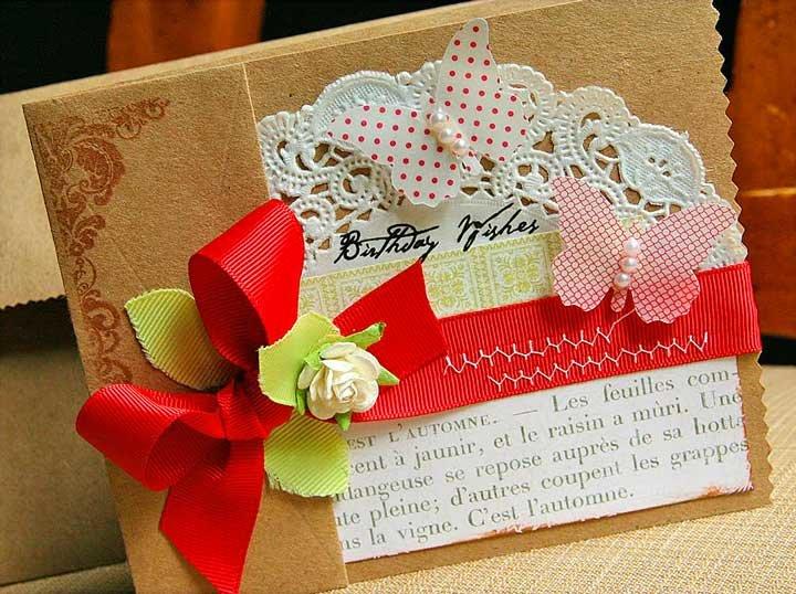 Приколы, открытка для мамы на день рождения своими руками мастер класс