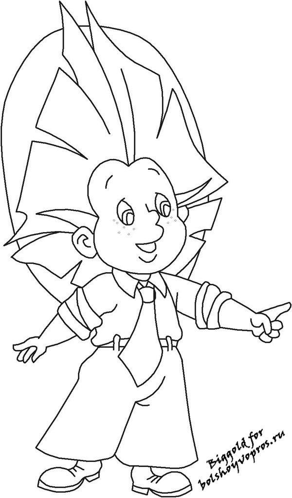 Рисунки героев сказок карандашом