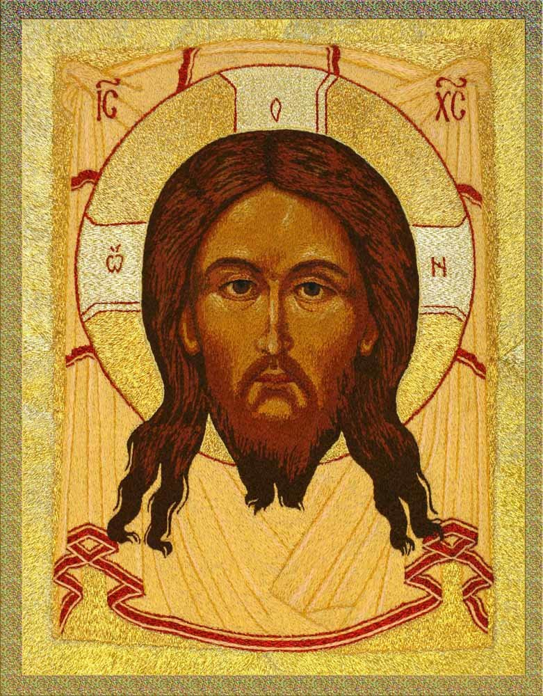 Икона иисус христос картинки