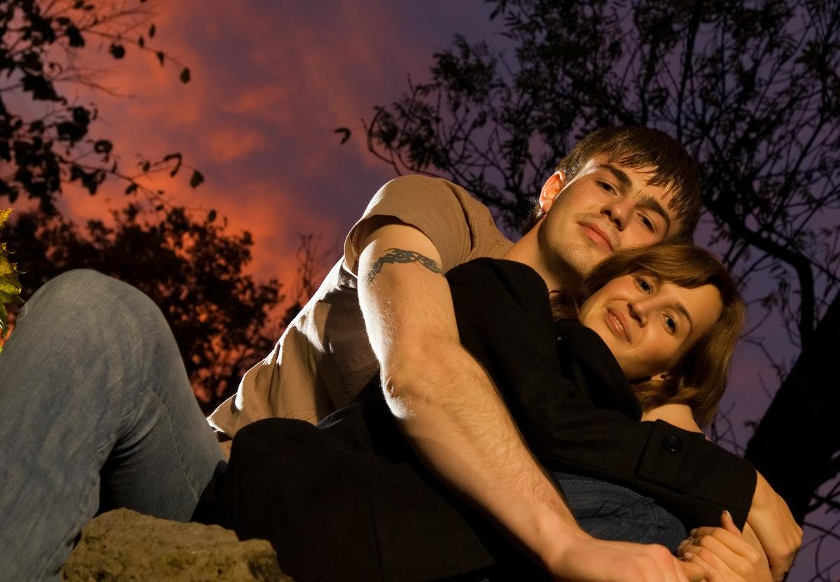 Смотреть онлайн романтику очень влюбленной пары