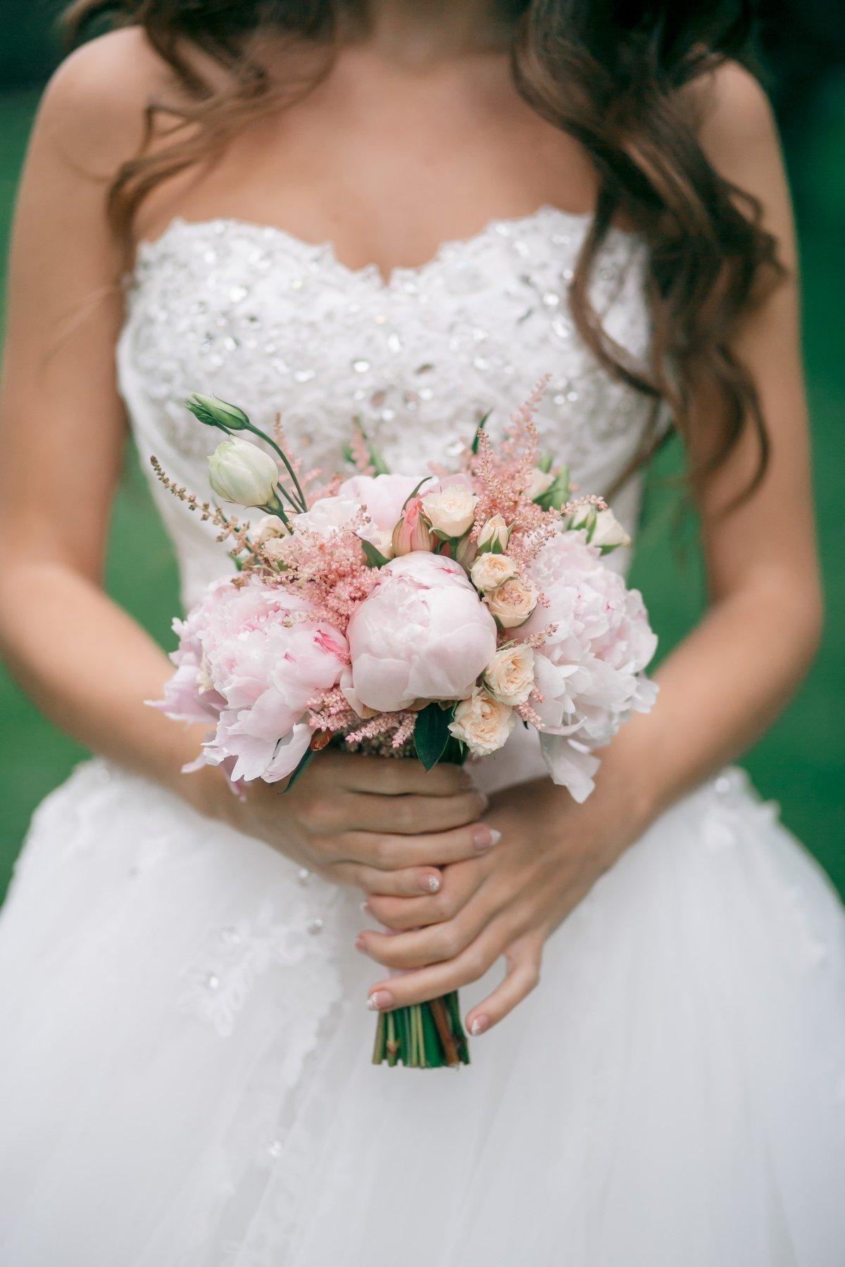 Цветы, букеты невесты в витебске