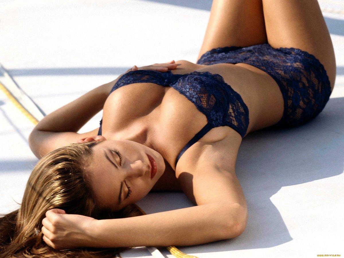 Женщина с шикарным телом
