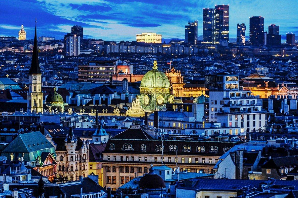 Вена город фотографии