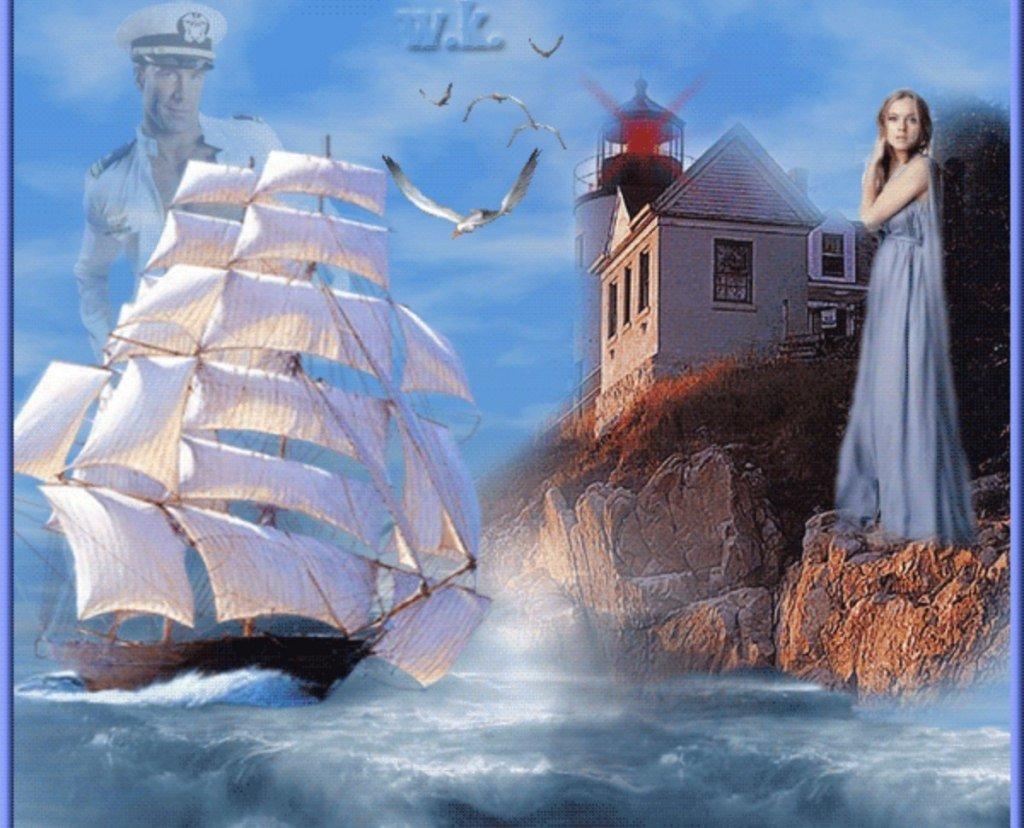 стихи на свадьбу про корабль любви рабочими депо были