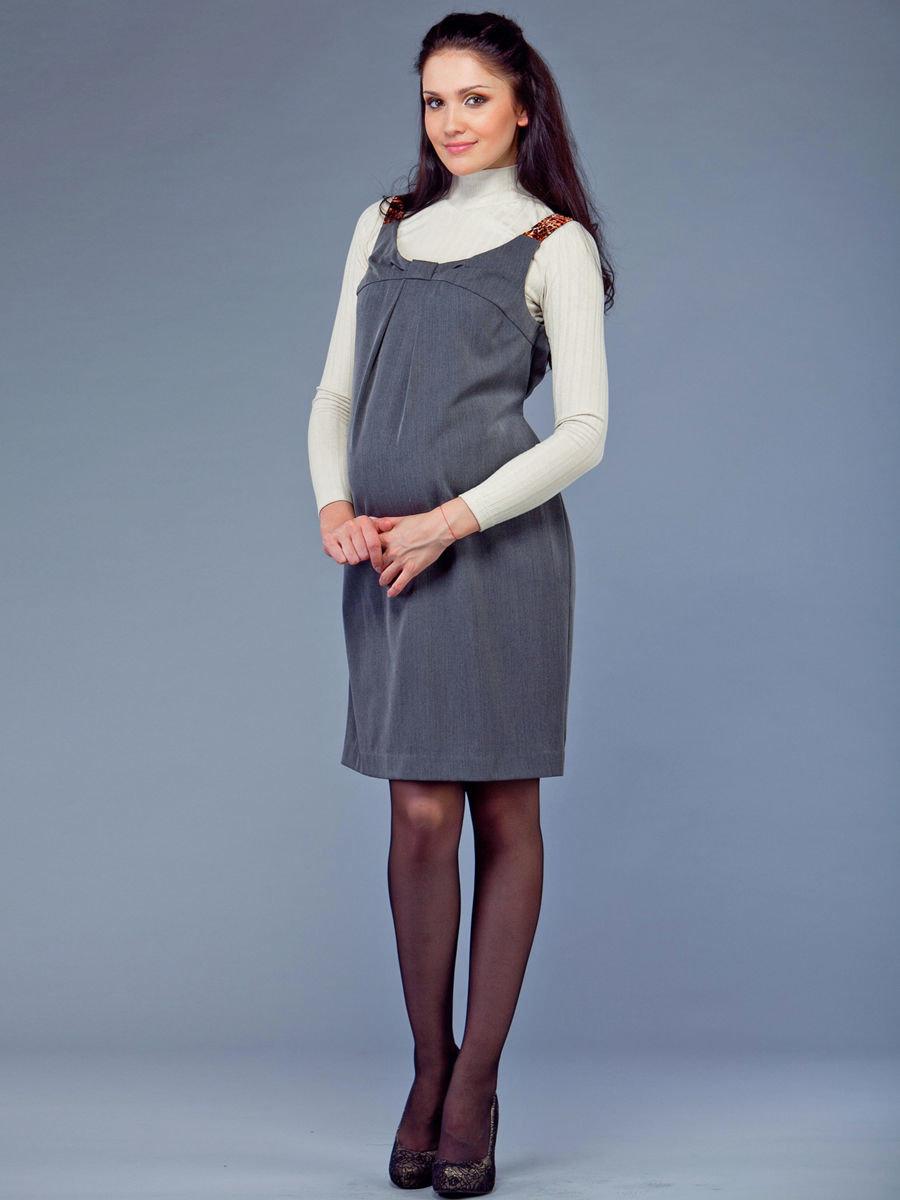 Фото сарафанов для носки с блузками