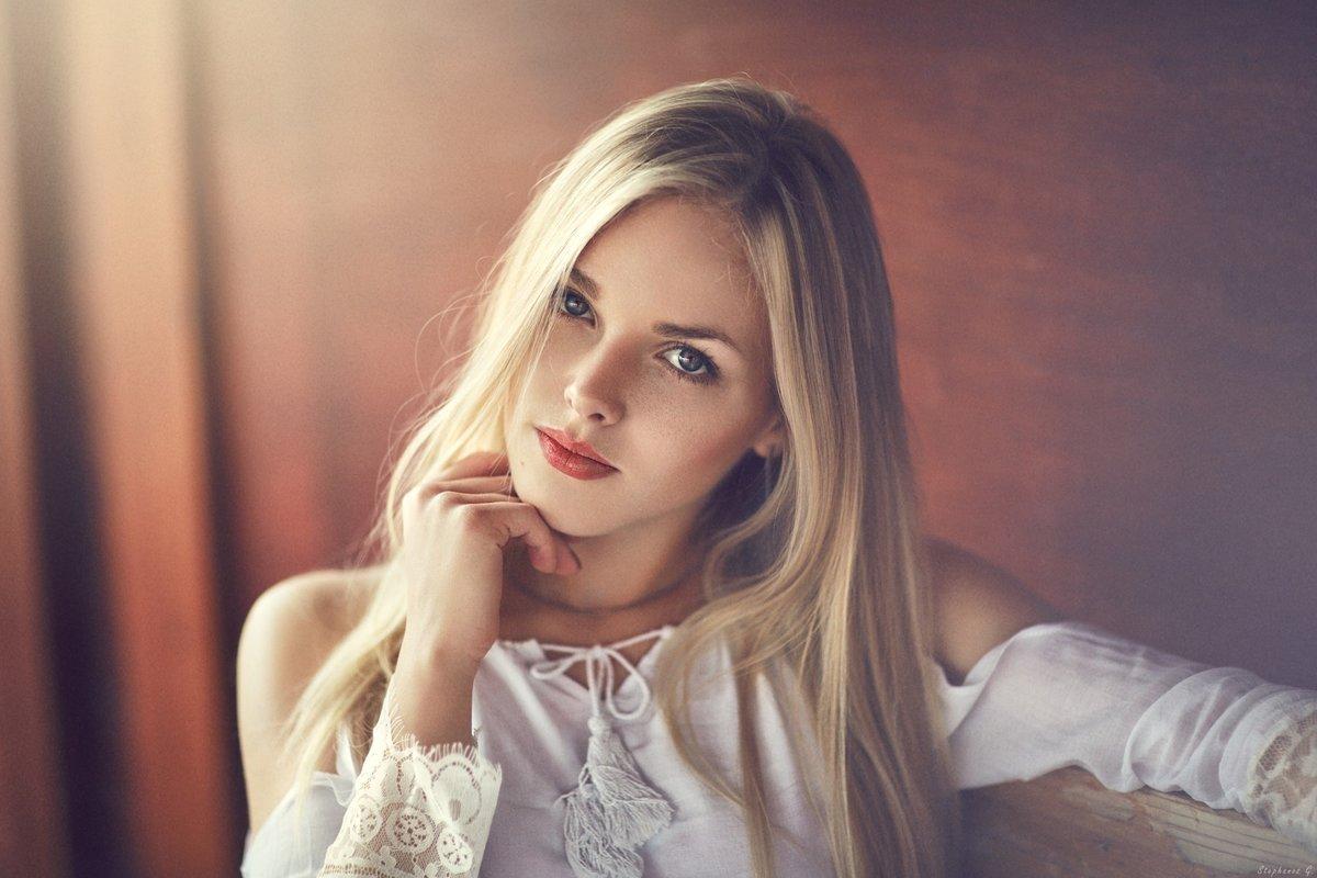 красивые женщины блондинки европы показать фото