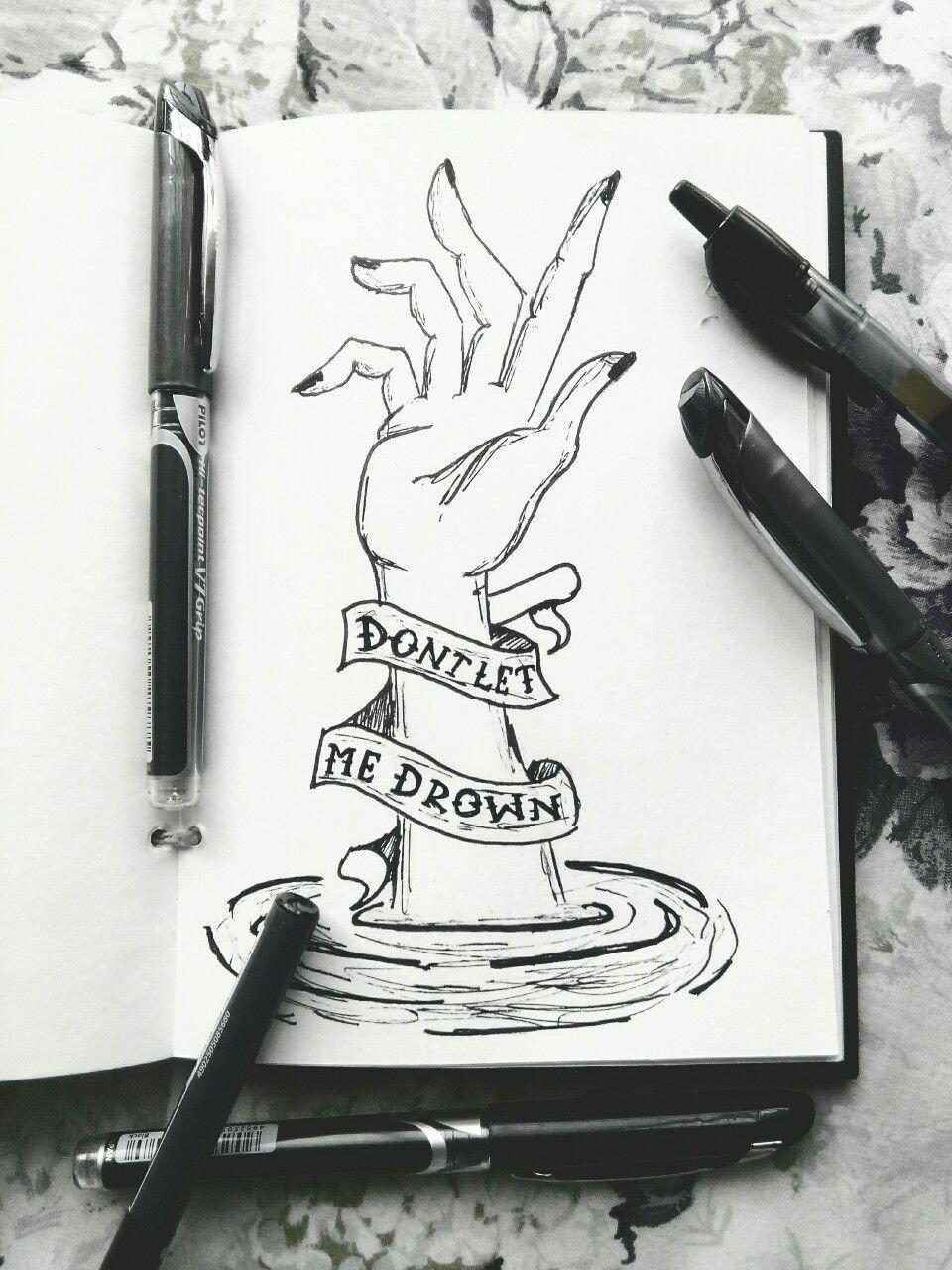 бессмысленные рисунки карандашом совершают вечерние