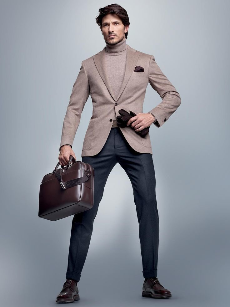мужская одежда классика фото далеко факт, что