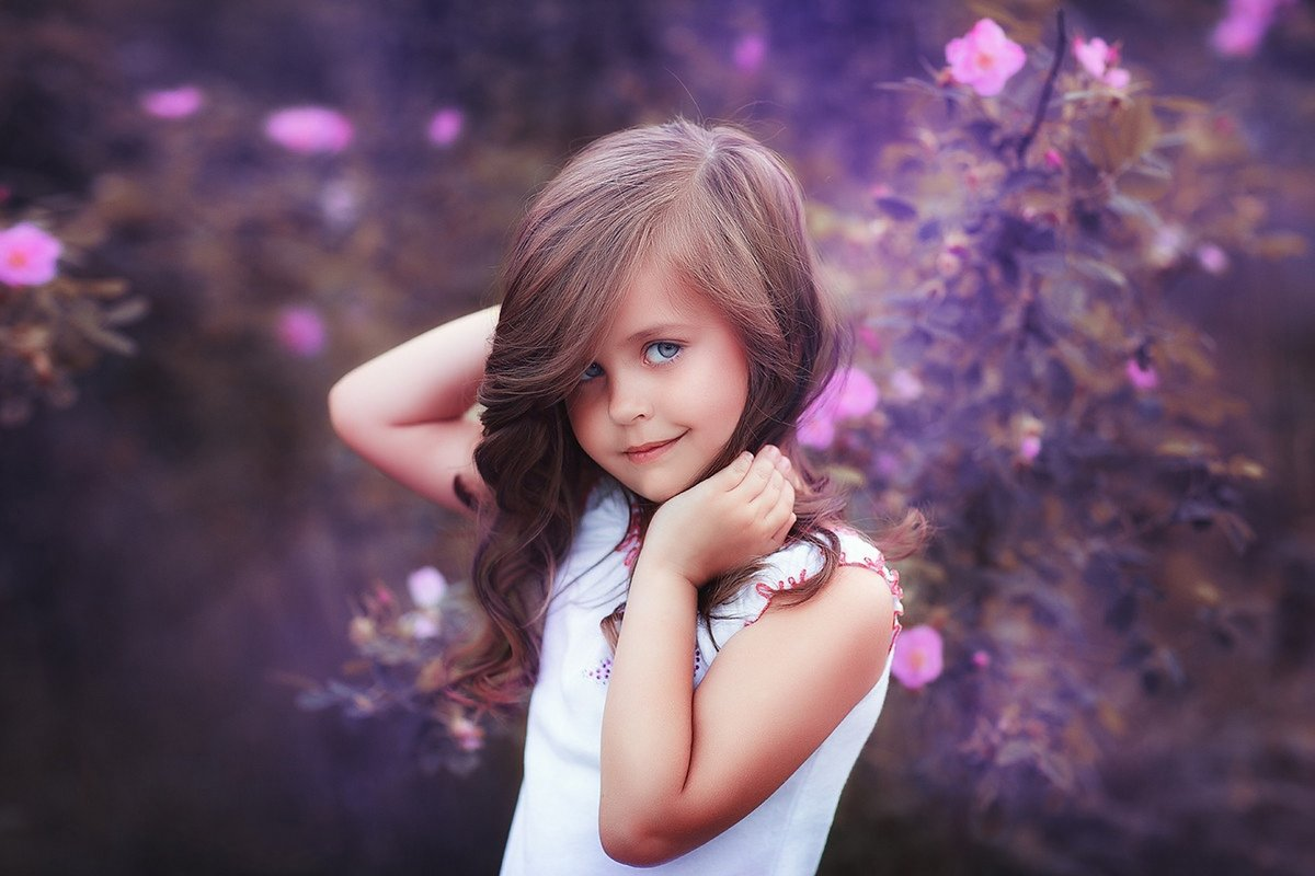 Картинки про девочек