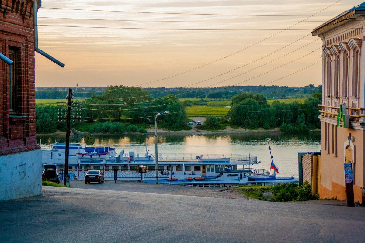 Павлово город фото