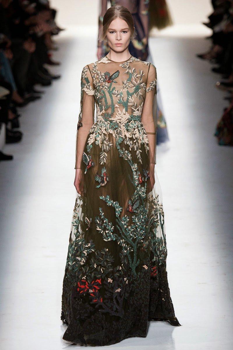 руки длинные платья от валентино италия фото это единственный