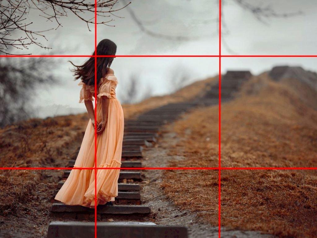 правила построения композиции при фотографировании должно