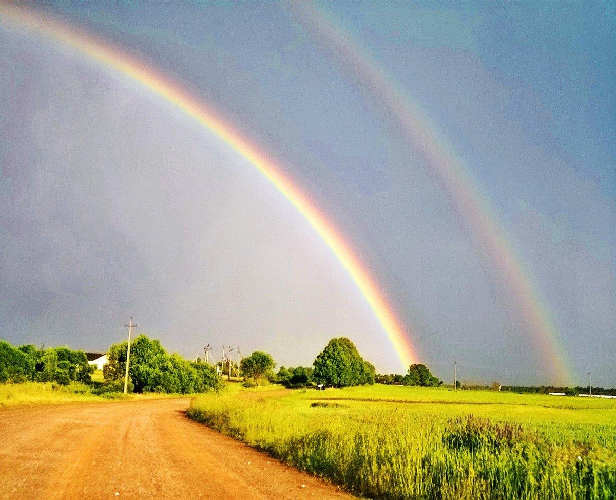 Картинки лето дождь и радуга, надписью прошло