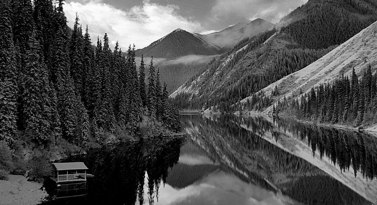 подруге красивые черно белые пейзажи картинки искупить