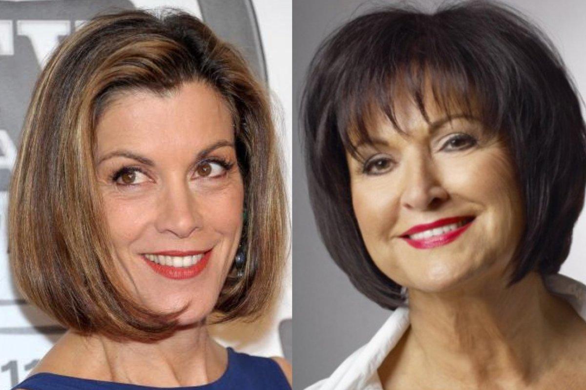 Стрижки для женщин 50 лет омолаживающие 2018 год