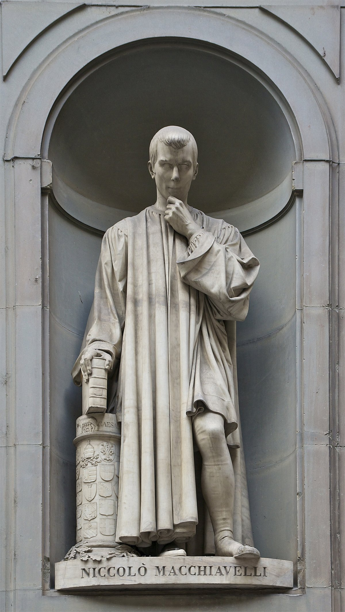 25 марта 1532 года в Риме опубликована «История Флоренции» Никколо Макиавелли