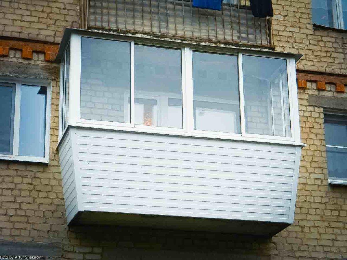 Остекление балкона ульяновск финское остекление балконов в москве