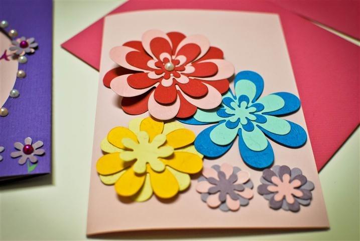 Светочке, открытки своими руками для воспитателя детского сада