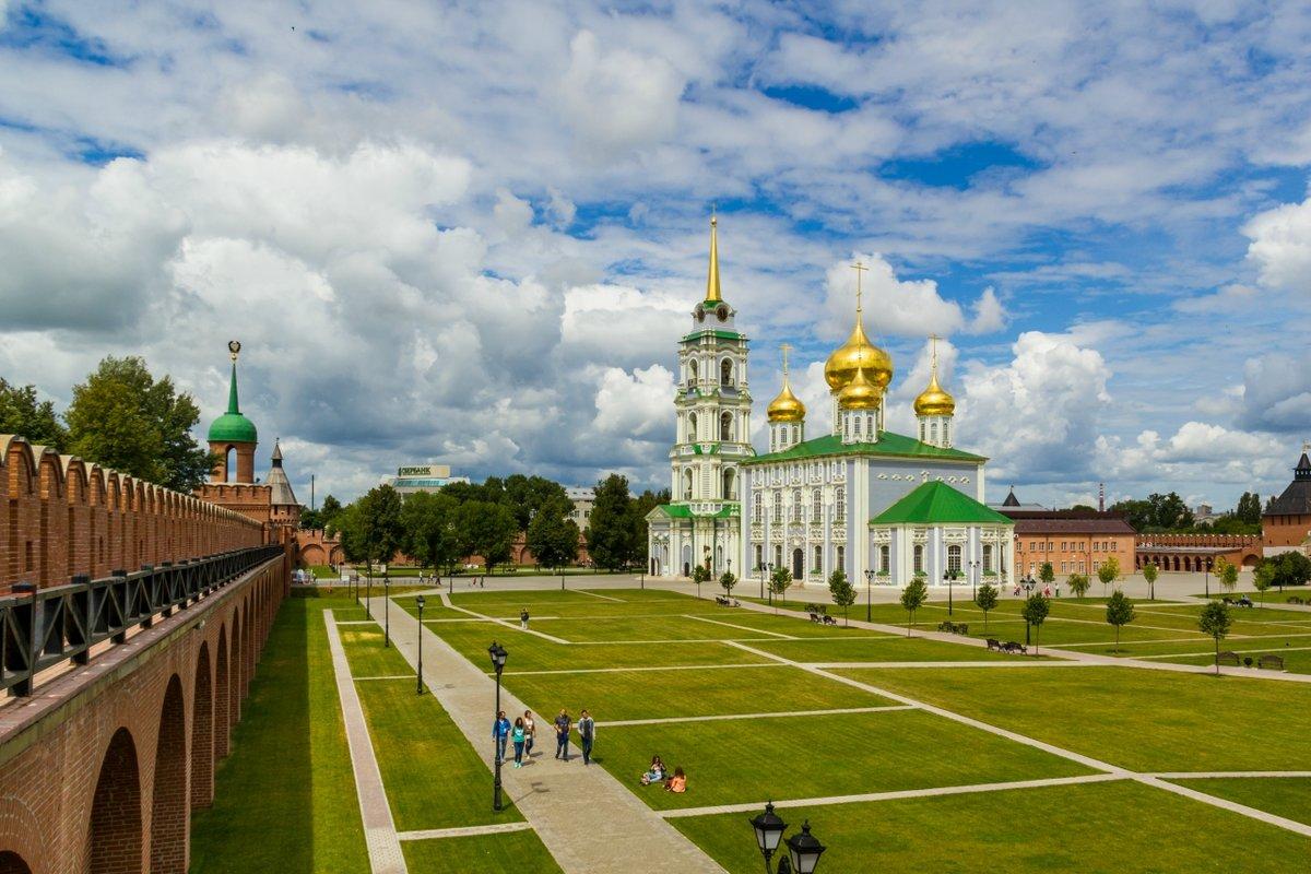 реальной тульский кремль фото тот энергетический посыл