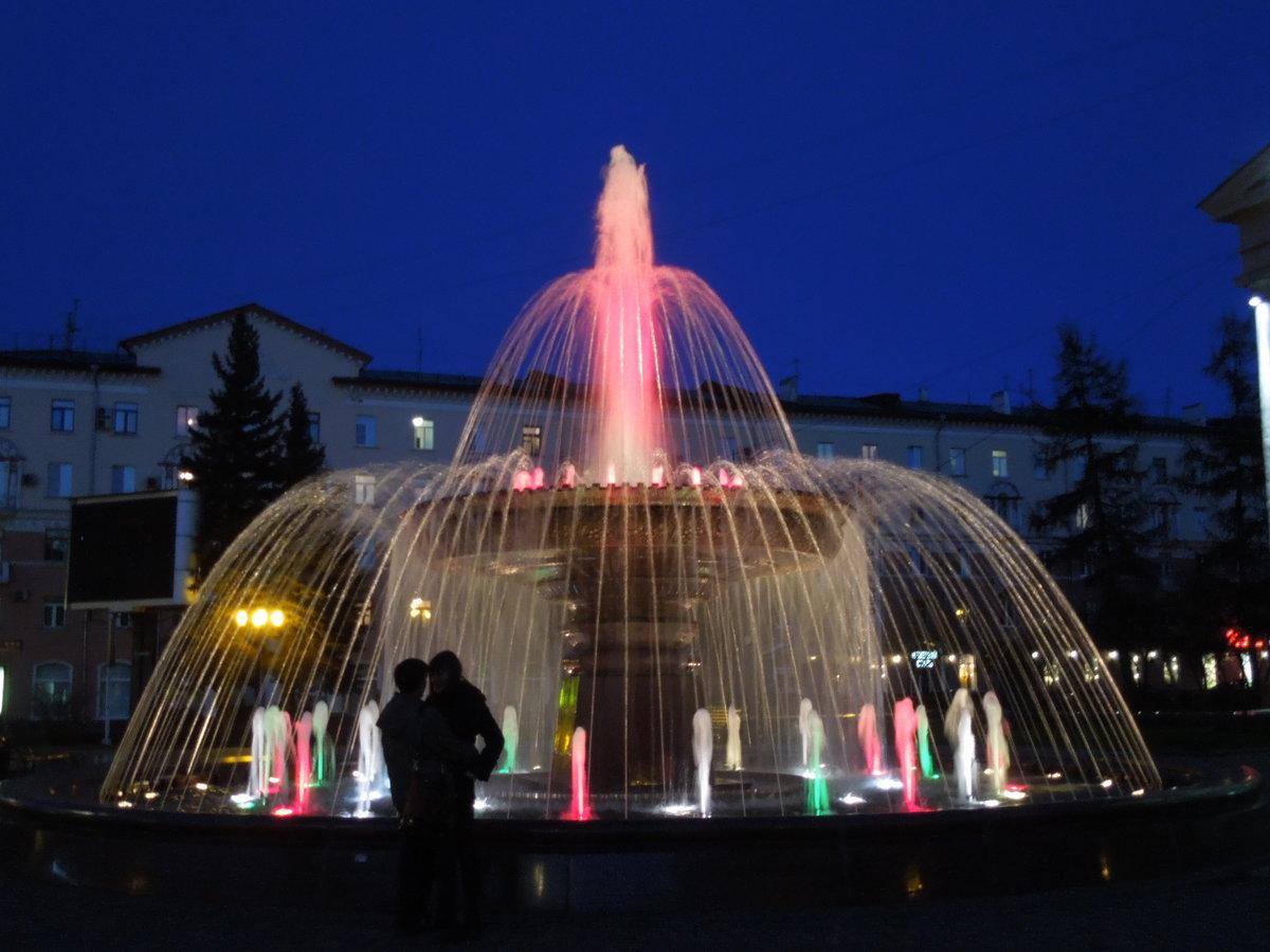 Фото фонтанов в кемерово