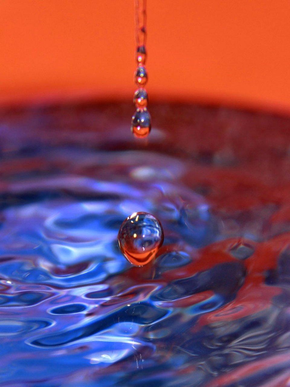 Красивые капли воды в картинках