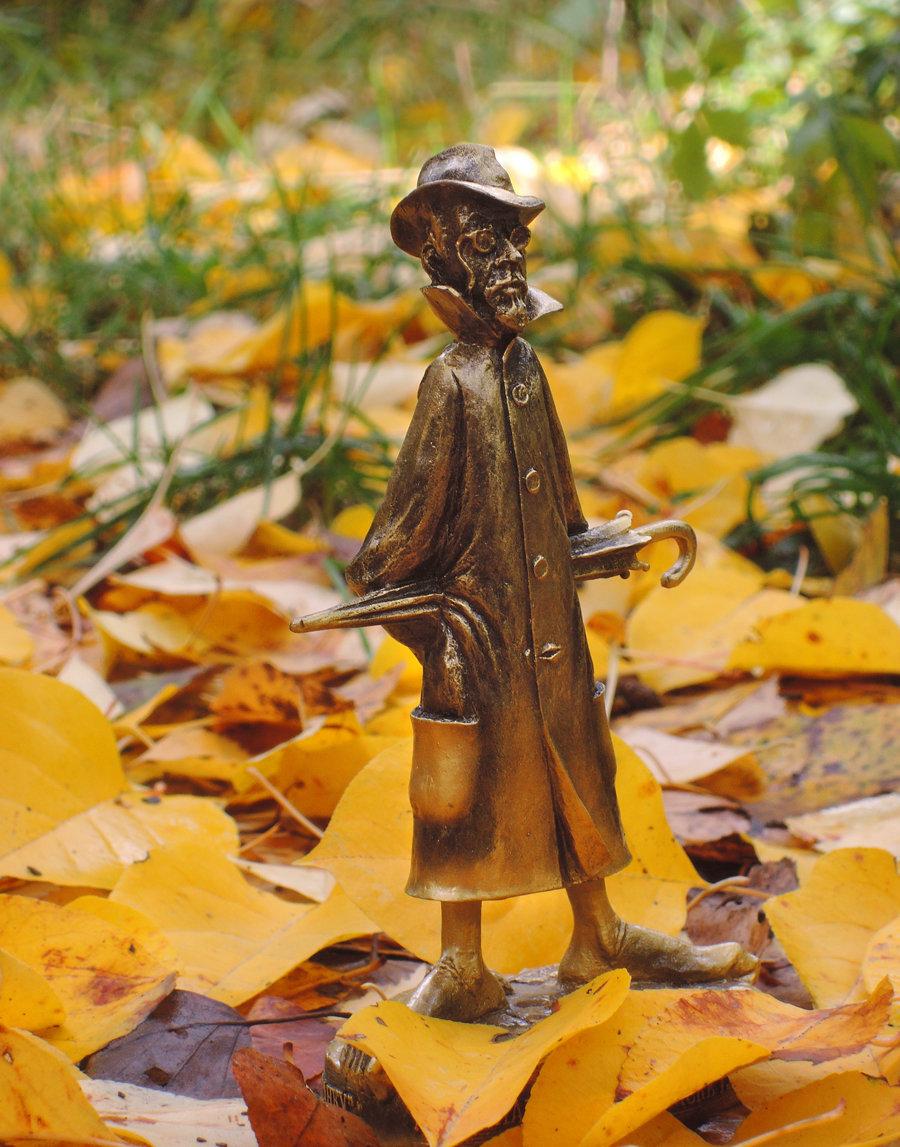 один картинки про осень очень смешные после вас никого