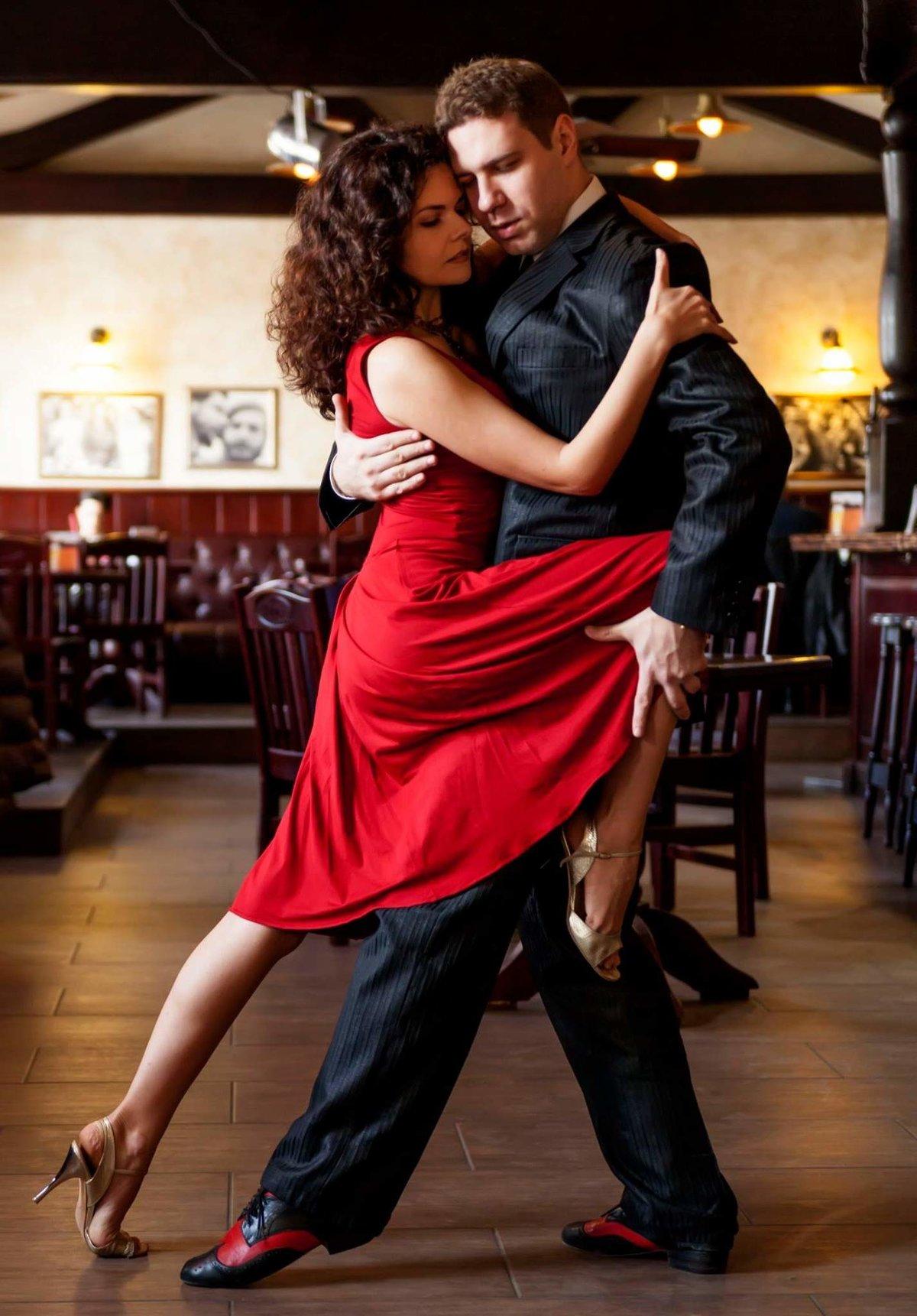 Прекрасного дня, картинки танго танец