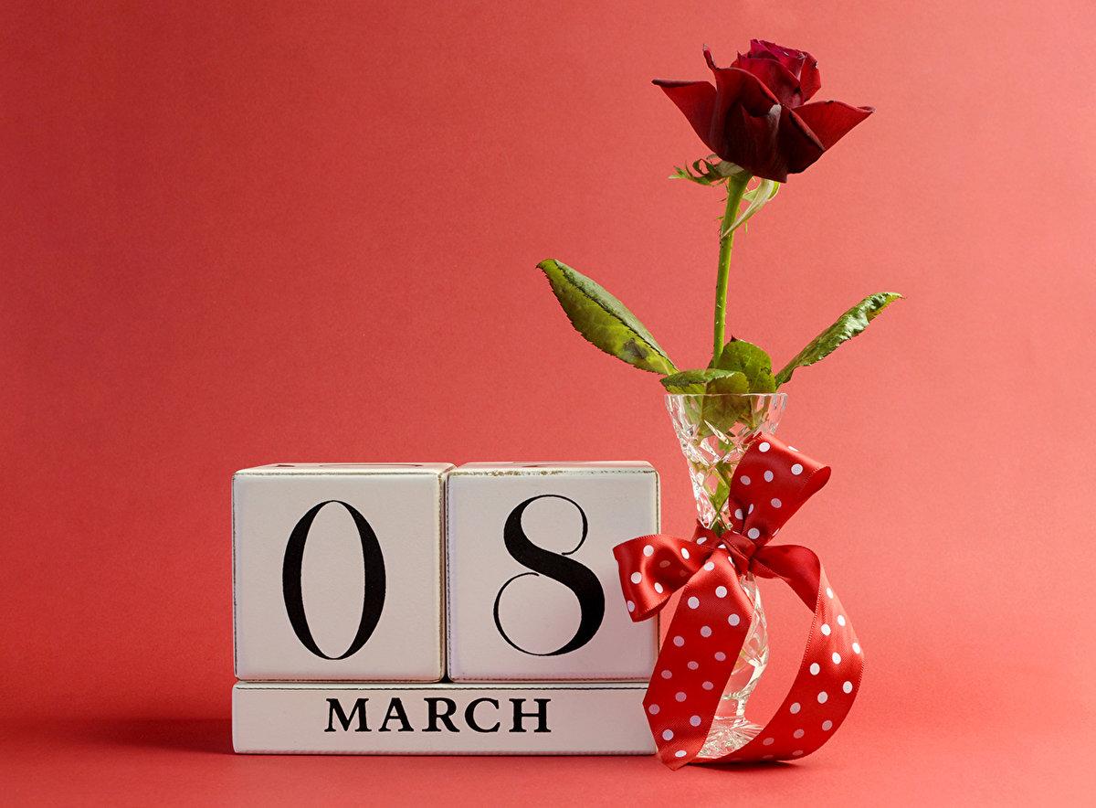 Креативные открытки открытка 8 марта