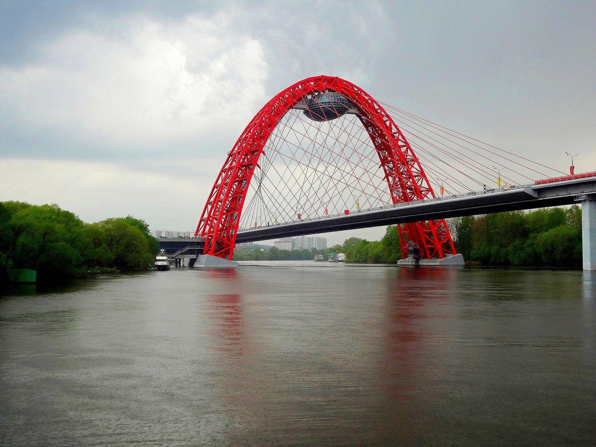 сказала, фото моста в москве с рестораном тебе труде