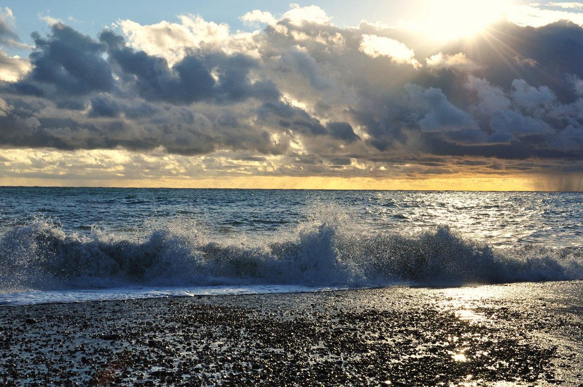 Картинки черного моря, день речного