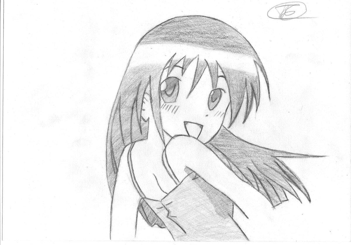 Готовы, прикольные аниме рисунки