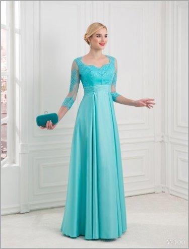 c1b5085b071b0c2 Вечернее платья для настоящих леди или коллекция Aire Barcelona ...