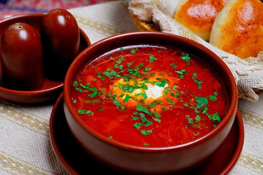 Блюда белорусской кухни открытки