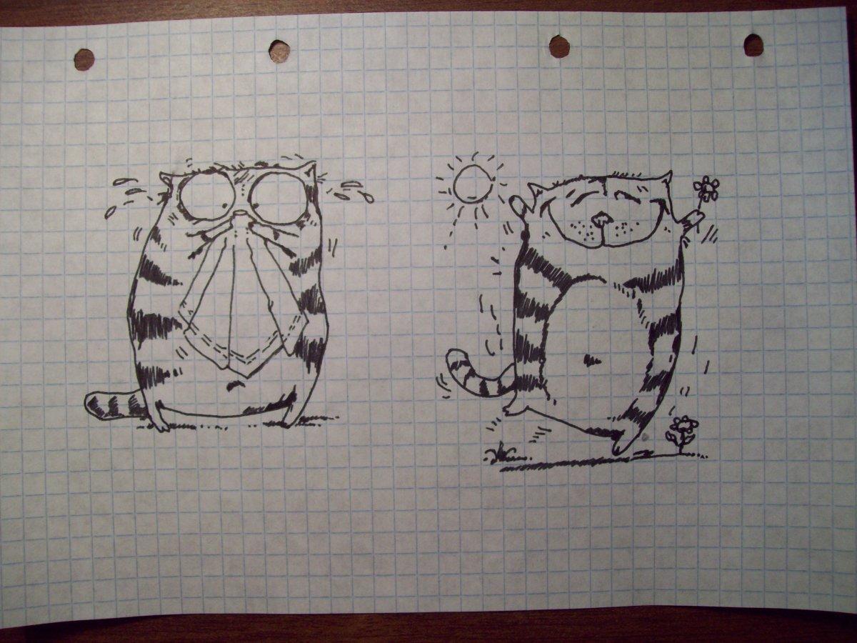 Картинки нарисованные ручкой легкие и прикольные, именем сергей