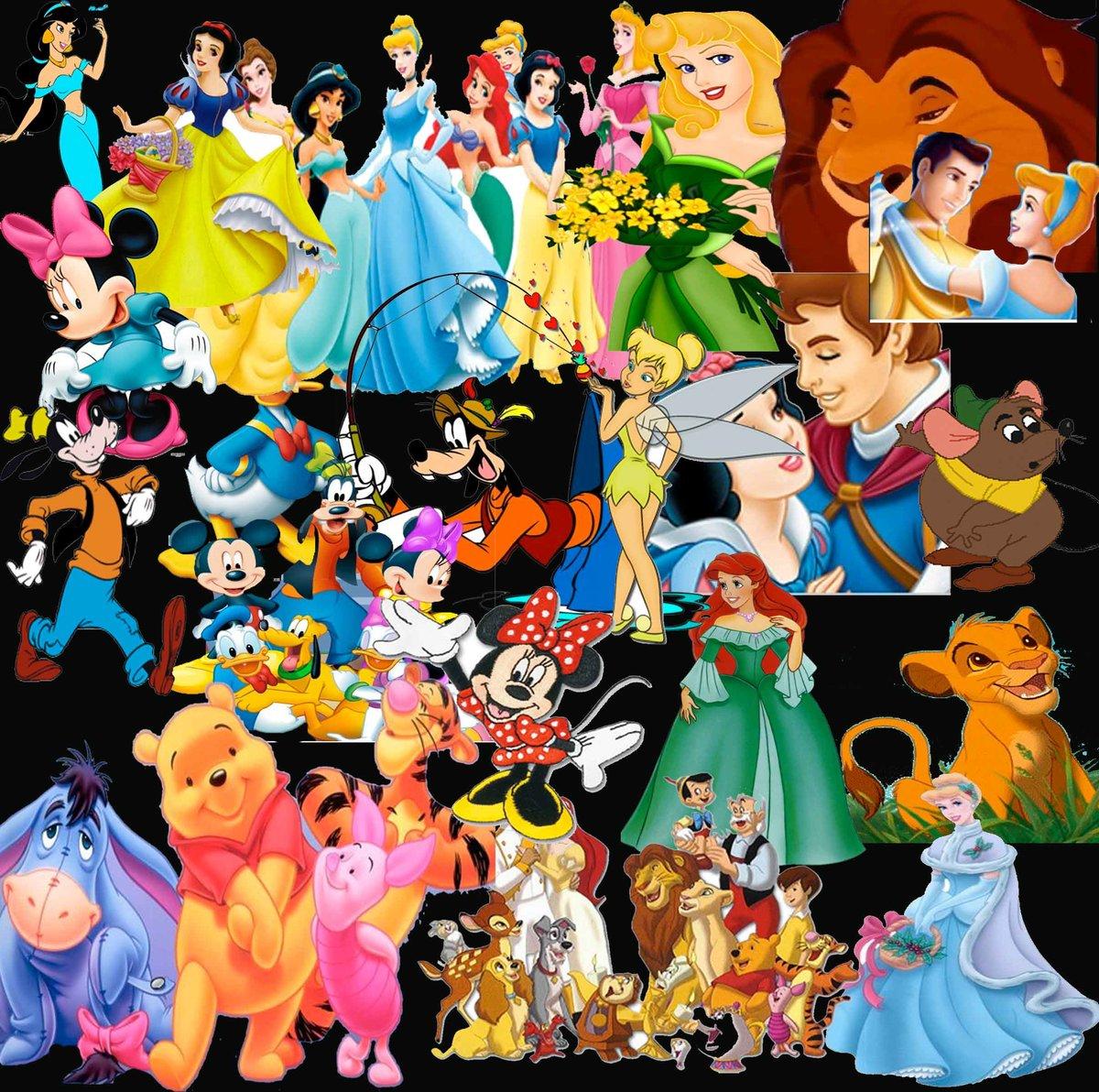 картинки самых популярных мульт героев вариант