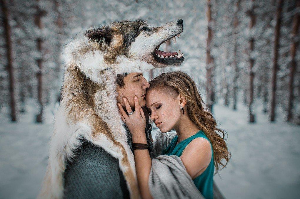 картинки людей с лицами волков люди сих пор