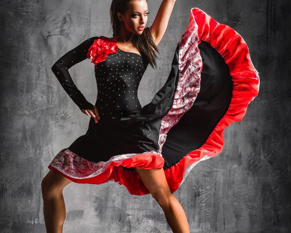 картинки латино танец