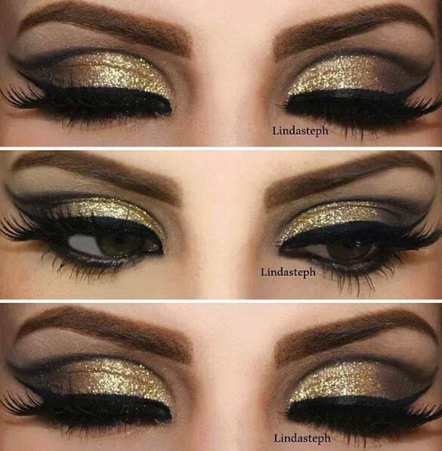 "free download eye makeup design gold eye makeup looks ideas "" — card"