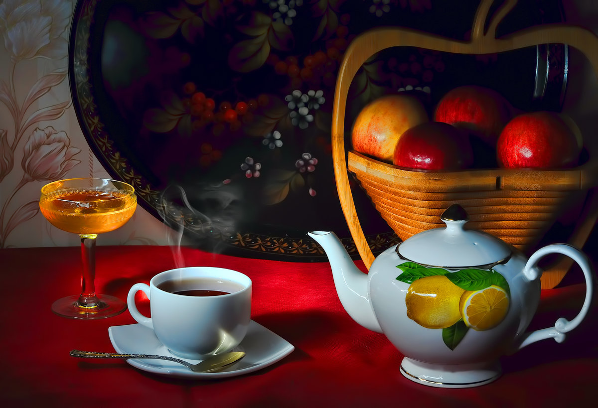 этом картинки добрый вечер чай с лимоном снять аренду апартаменты