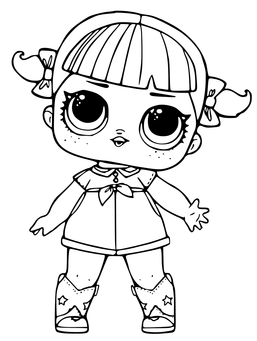 Lol Baby Dolls Coloring Pages Bing Images Card From User