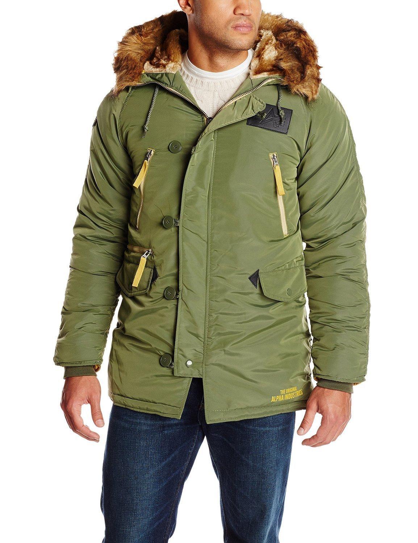 куртка аляска фото мужская больше деятельности