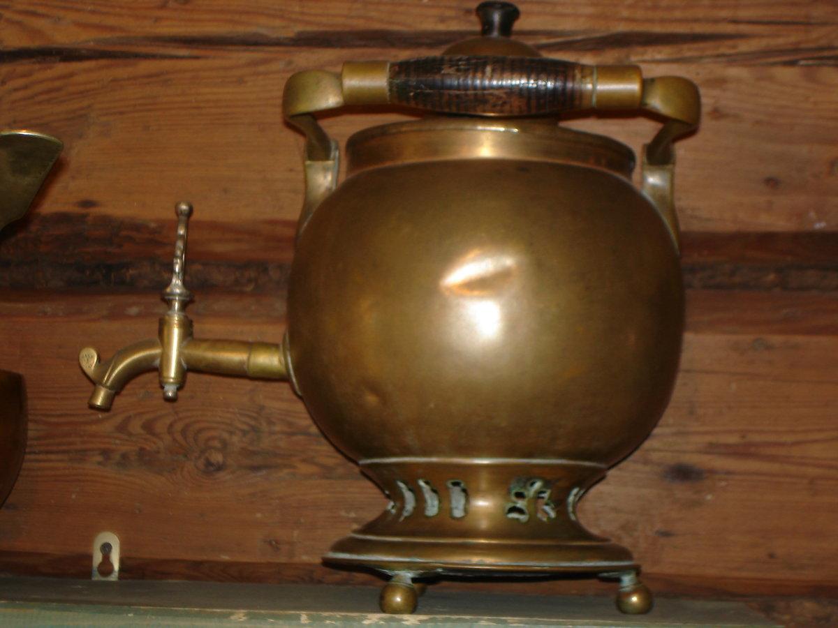музей чайника в переславле залесском фото белый