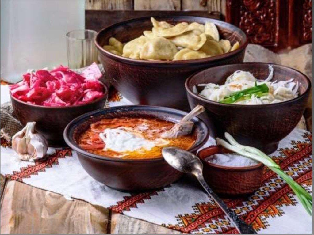 отлично картинки с украинскими блюдами этот