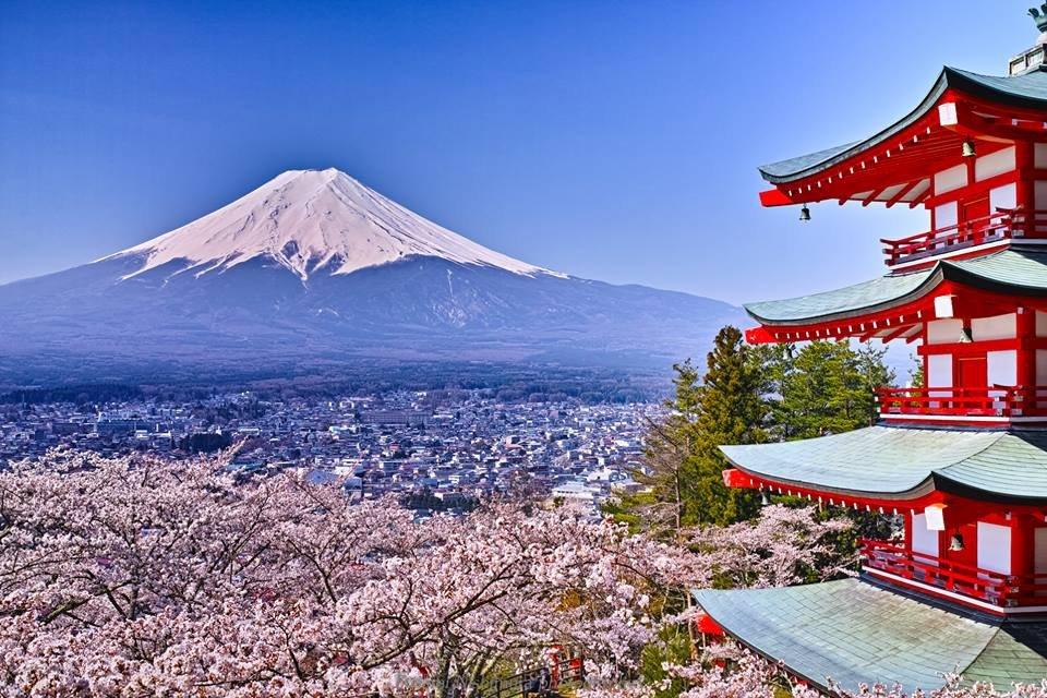Символы японии фото