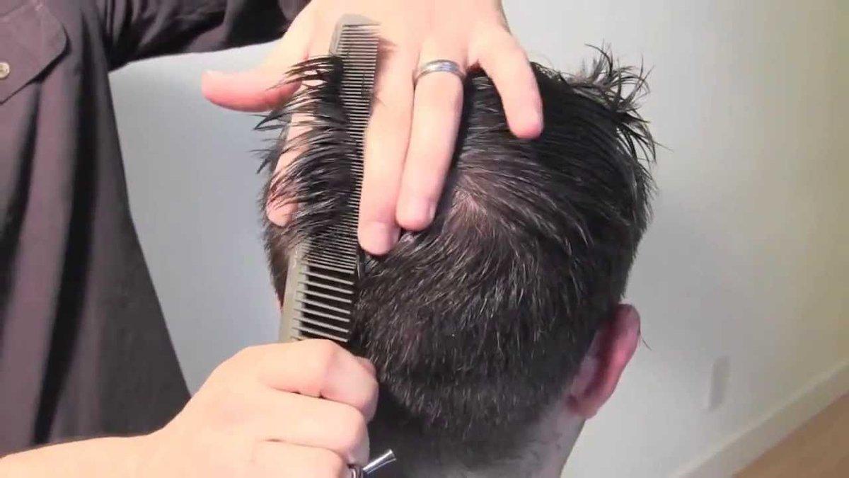 Мужская стрижка канадка не теряет своей популярности уже несколько десятилетий.