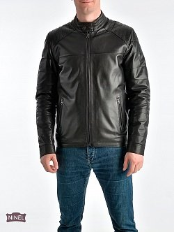Куртки мужские зимние кожаные с мехом в Перми  интернет-магазины и компании  со стоимостью 98403b15c2c